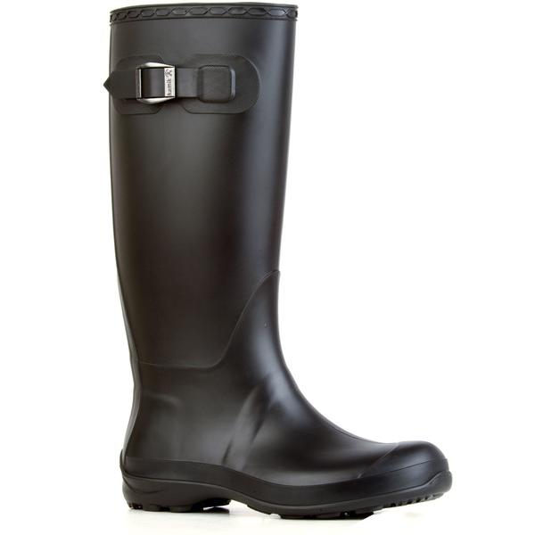 カミック レディース ブーツ&レインブーツ シューズ Kamik Women's Olivia Rain Boots Black