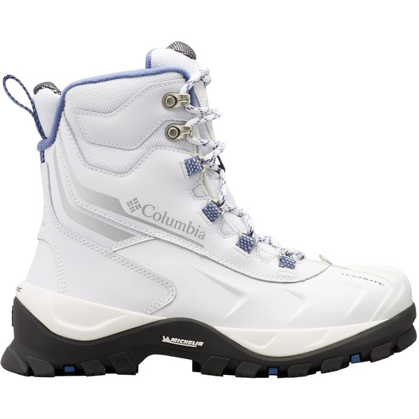 コロンビア レディース ブーツ&レインブーツ シューズ Columbia Women's Bugaboot Plus IV Omni-Heat 200g Waterproof Winter Boots White