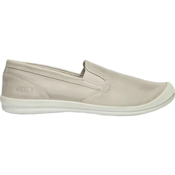 キーン レディース スニーカー シューズ KEEN Women's Lorelai Slip-On Shoes LondonFog