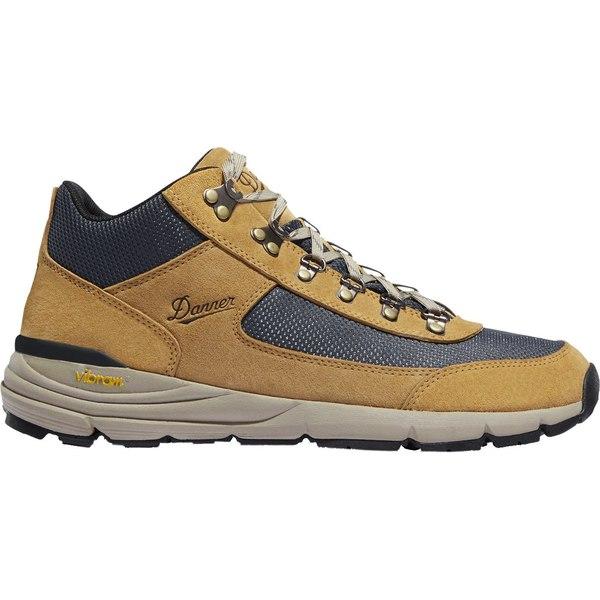ダナー メンズ ブーツ&レインブーツ シューズ Danner Men's South Rim 600 Hiking Boots Sand