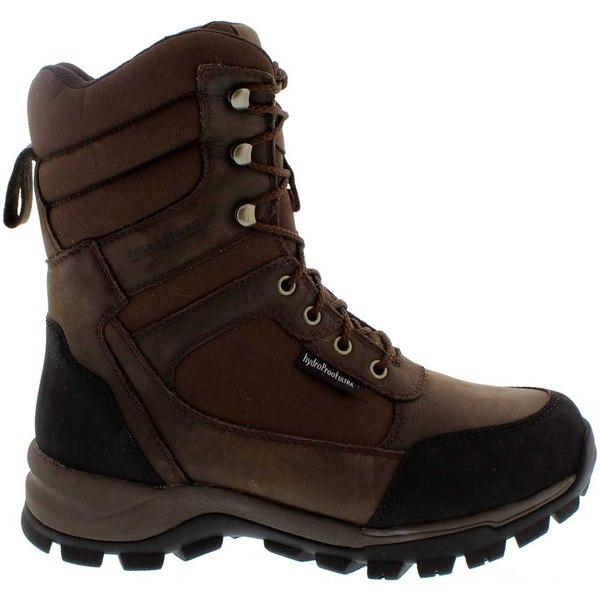 フィールドアンドストリーム メンズ ブーツ&レインブーツ シューズ Field & Stream Men's Silent Tracker 1000g Waterproof Field Hunting Boots Brown