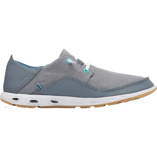 コロンビア メンズ スニーカー シューズ Columbia Men's Bahama Vent Loco Relaxed III Fishing Shoes Graphite/Blue