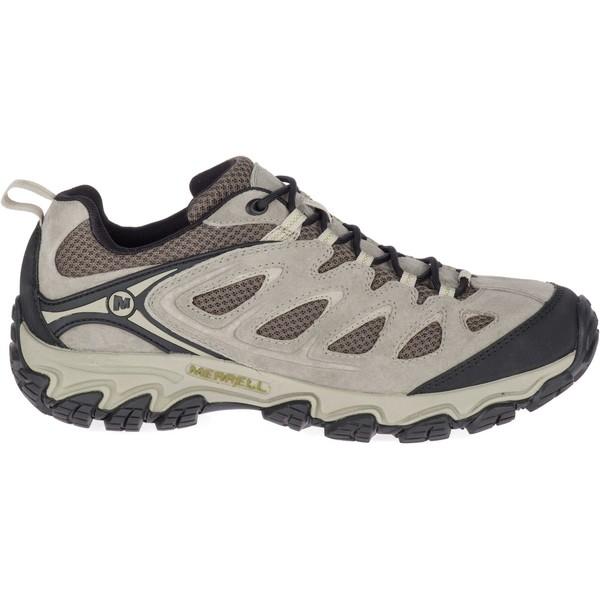 メレル メンズ ブーツ&レインブーツ シューズ Merrell Men's Pulsate Ventilator Hiking Shoes Rock