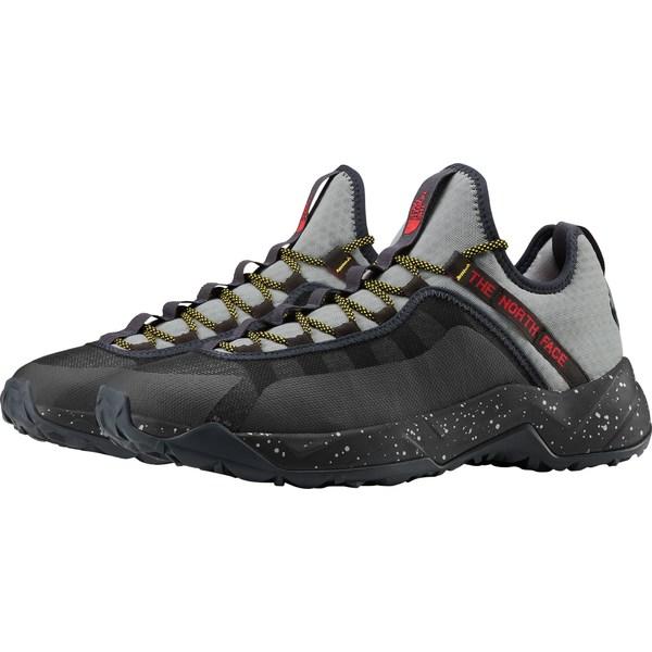ノースフェイス メンズ ブーツ&レインブーツ シューズ The North Face Men's Trail Escape Peak Hiking Shoes GriffinGray
