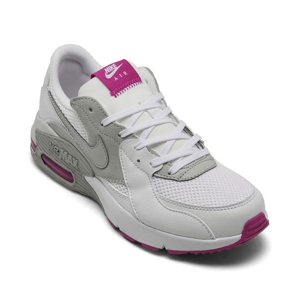 ★日本の職人技★ ナイキ レディース スニーカー シューズ Women&39;s Air Max Excee Casual Sneakers from Finish Line White, イナギシ 48755ce5