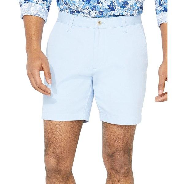 新版 ナウティカ メンズ カジュアルパンツ ボトムス Men&39;s 6&39;&39; Deck Shorts Noon Blue, narcist animal 86b286f4