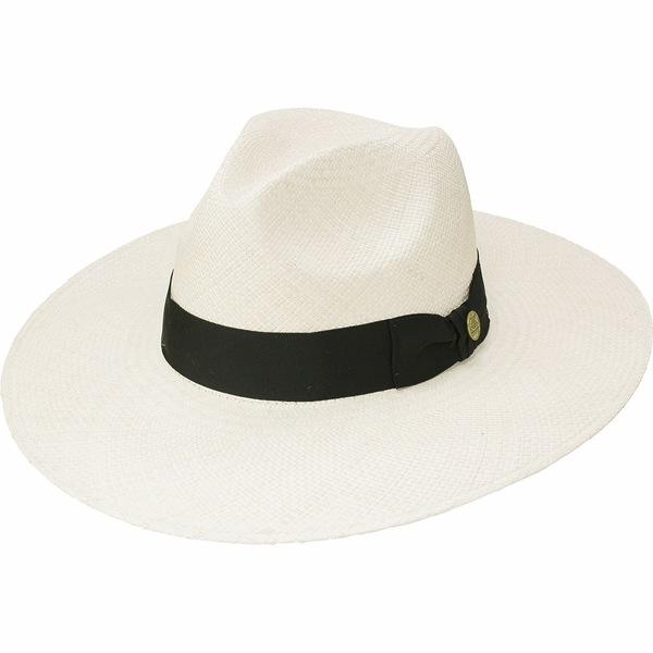 ステトソン メンズ 帽子 アクセサリー Naturalist Hat Black Band