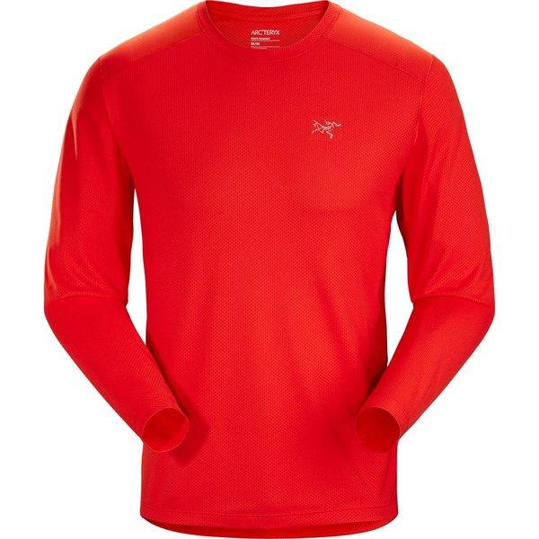 アークテリクス メンズ シャツ トップス Velox Long-Sleeve Shirt - Men's Dynasty