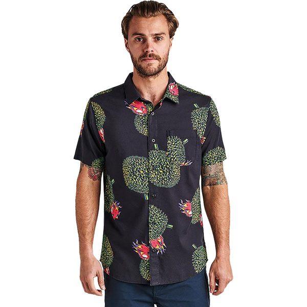 ロアークリバイバル メンズ シャツ トップス Durian Shirt - Men's Black