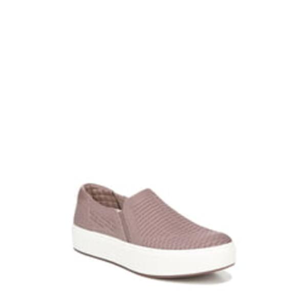 ドクター・ショール レディース スニーカー シューズ Abbot Slip-On Sneaker Pink Knit Fabric