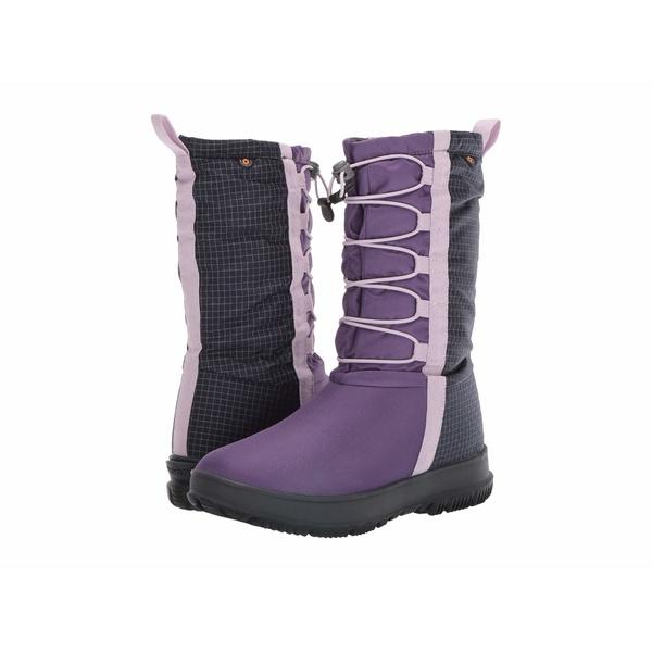 ボグス レディース ブーツ&レインブーツ シューズ Snownights Purple Multi