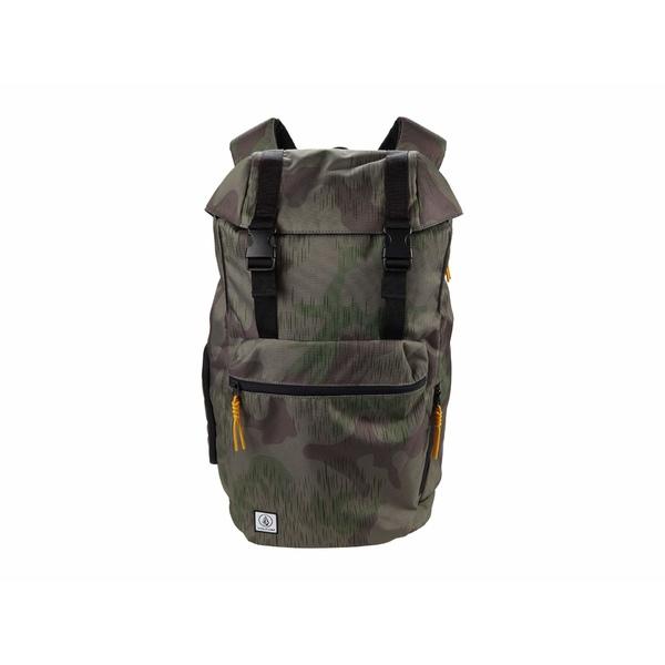 ボルコム メンズ バックパック・リュックサック バッグ Ruckfold Backpack Camouflage:asty