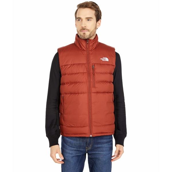 Vest Aconcagua ノースフェイス アウター メンズ Brandy 2 Brown コート