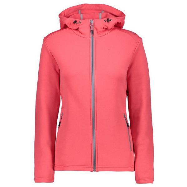 新作続 シーエムピー レディース アウター ジャケット 大特価 ブルゾン Coral CMP kbje015e Fix Jacket Hood 全商品無料サイズ交換