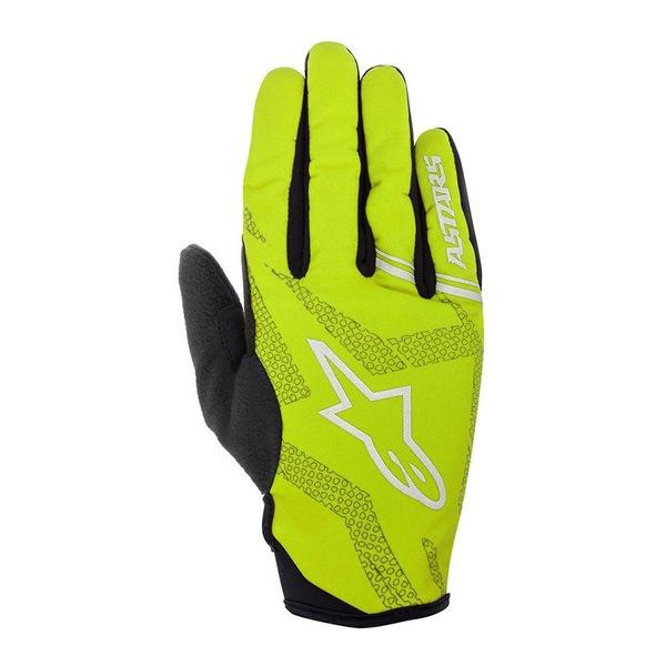 アルパインスターズ メンズ アクセサリー 手袋 Yellow kbje015e 今季も再入荷 Stratus Alpinestars Silver 全商品無料サイズ交換 ついに再販開始