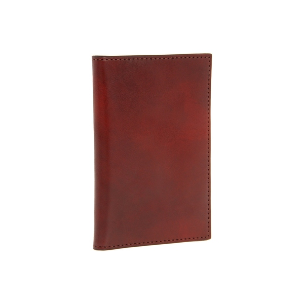 ボスカ メンズ 財布 アクセサリー Old Leather Collection - 8 Pocket Credit Card Case Cognac Leather