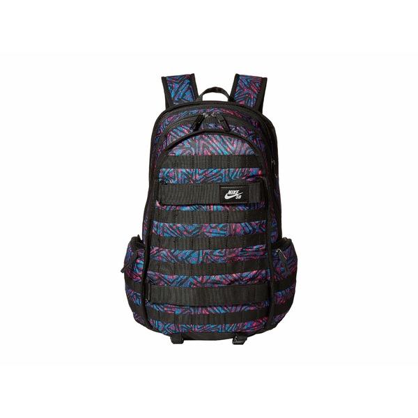 ナイキ メンズ バックパック・リュックサック バッグ SB RPM Backpack Black/Laser Blue/White