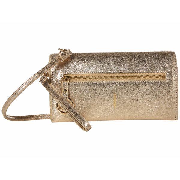タッカー レディース ハンドバッグ バッグ Eve Crossbody Wallet Vintage Gold