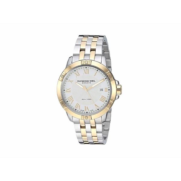 レイモンドウェイル メンズ 腕時計 アクセサリー Tango - 8160-STP-00308 Yellow/Silver