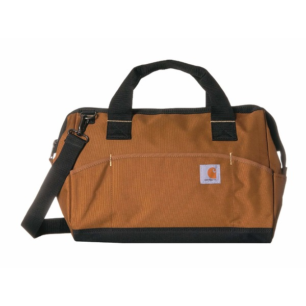 カーハート メンズ バックパック・リュックサック バッグ Trade Large Tool Bag Brown