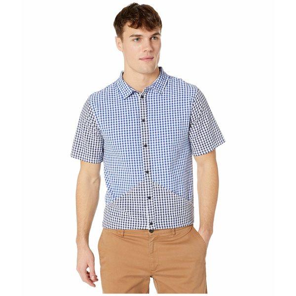 ネイティブユース メンズ シャツ トップス Ewood Shirt Navy