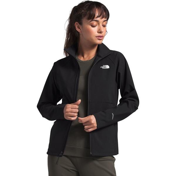 ノースフェイス レディース ジャケット&ブルゾン アウター Apex Nimble Softshell Jacket - Women's TNF Black