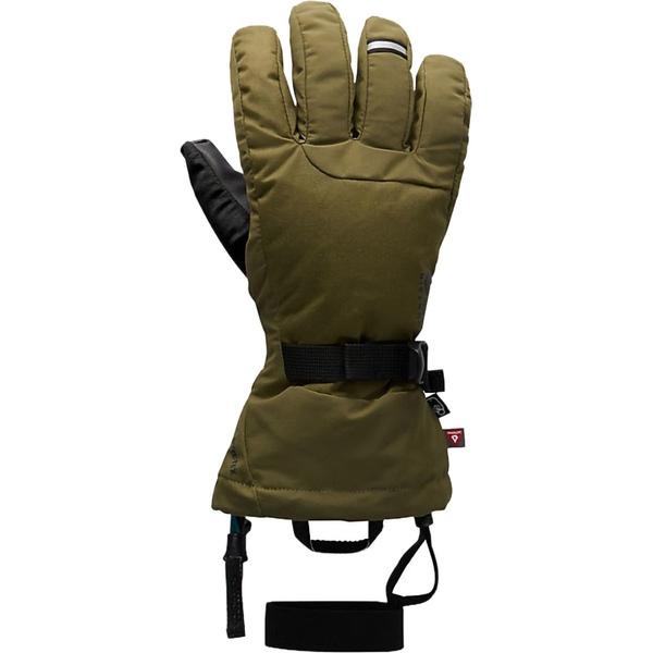 マウンテンハードウェア メンズ 手袋 アクセサリー Firefall 2 GTX Glove - Men's Dark Army
