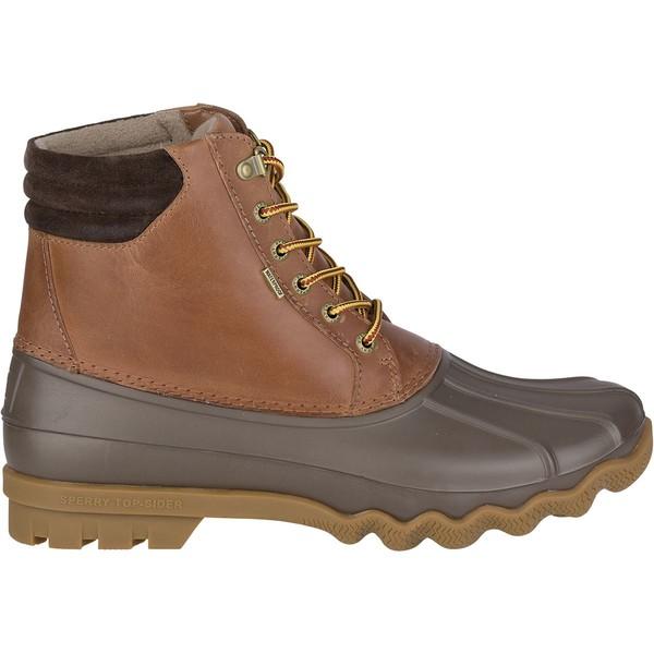 トップサイダー メンズ ブーツ&レインブーツ シューズ Avenue Duck Boot - Men's Tan/Brown