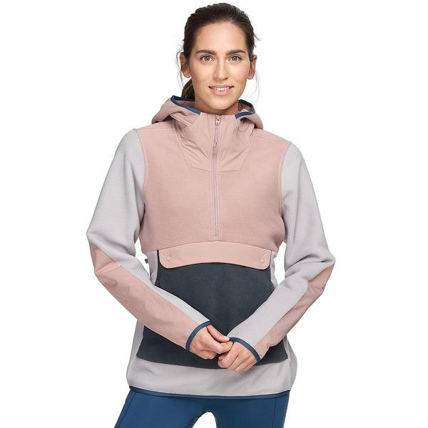 マウンテンハードウェア レディース ジャケット&ブルゾン アウター UnClassic Fleece Hooded Jacket - Women's Smoky Quartz
