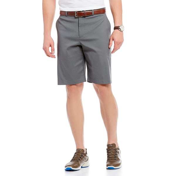 キャラウェイ メンズ ハーフ&ショーツ ボトムス Golf Stretch Oxford Active Waistband 10#double; Inseam Shorts Caviar
