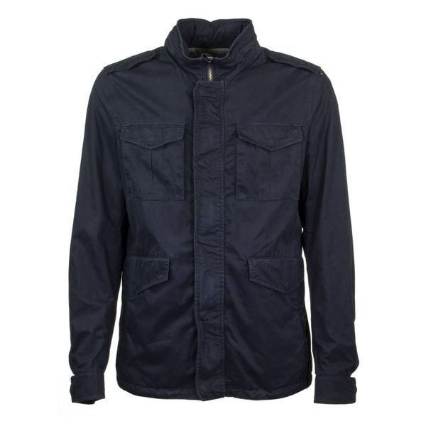 ヘルノ メンズ ジャケット&ブルゾン アウター Herno Stand Up Collar Jacket -