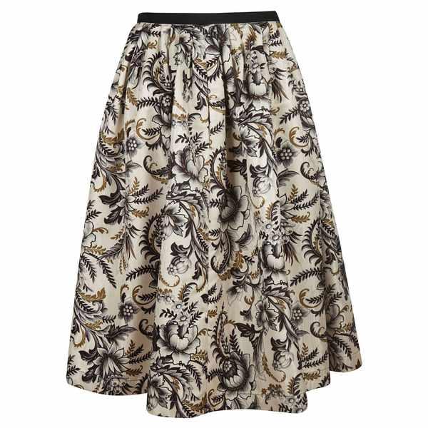 アントニオ・マラス レディース スカート ボトムス Antonio Marras Printed Skirt -