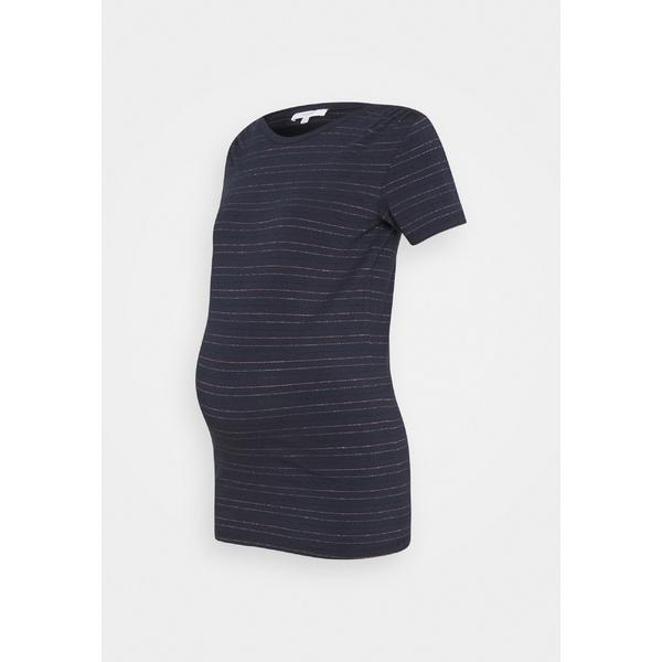 ノッピイーズ レディース トップス Tシャツ night sky 全商品無料サイズ交換 DELMONT kgik01f2 お買得 T-shirt 商品 Print TEE -