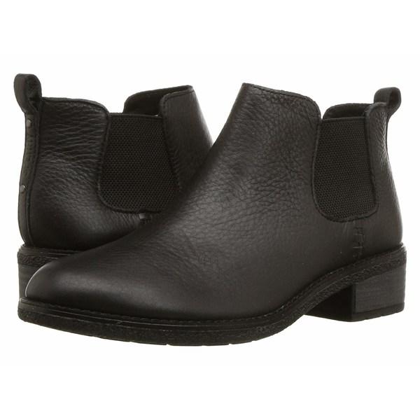 スペリー レディース ブーツ&レインブーツ シューズ Maya Chelsea Leather Black