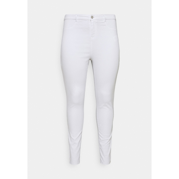 Fit SUPERSOFT white レディース LAWLESS - Jeans HIGHWAISTED ボトムス ミスガイデッド - Skinny デニムパンツ