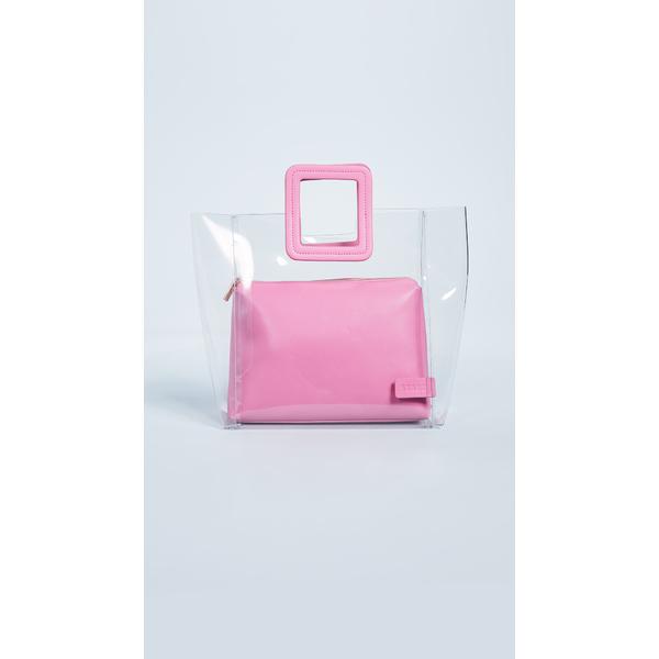 ステゥド レディース ハンドバッグ バッグ Shirley Bag Pink