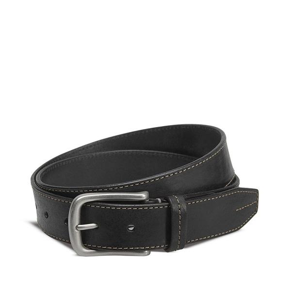 トラスク メンズ ベルト アクセサリー Mens Finley Belt Black