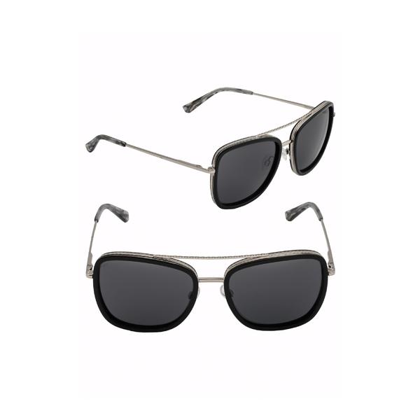 プリヴェ ルヴォー メンズ サングラス・アイウェア アクセサリー Priv Revaux The Vibe 59mm Polarized Sunglasses Black