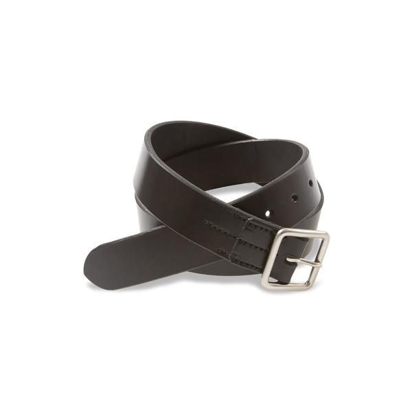 レッドウィング メンズ ベルト アクセサリー Red Wing Leather Belt Black English Bridle