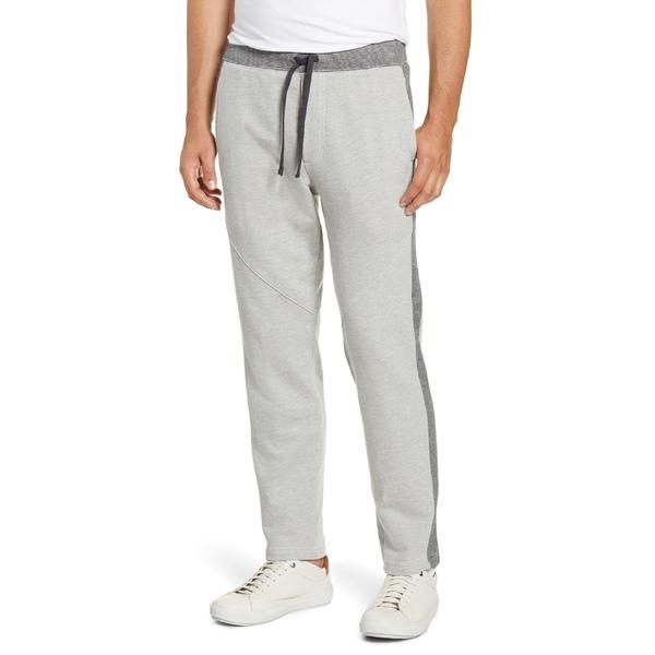 ミルズサプライ メンズ カジュアルパンツ ボトムス MILLS SUPPLY Highland Relaxed Fit Sweatpants Grey Heather