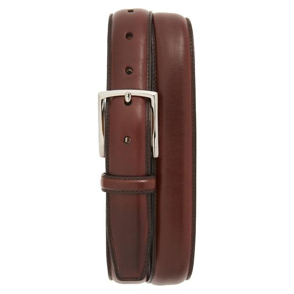 コールハーン メンズ ベルト アクセサリー Cole Haan Leather Belt Chocolate
