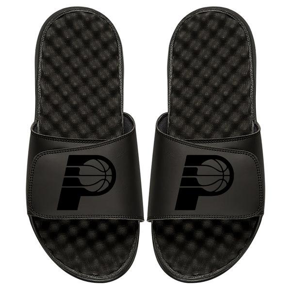 アイスライド メンズ サンダル シューズ Indiana Pacers ISlide Tonal Slide Sandals Black