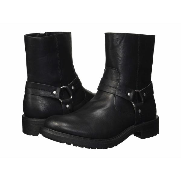 ケネスコール メンズ ブーツ&レインブーツ シューズ Design 301954 Black