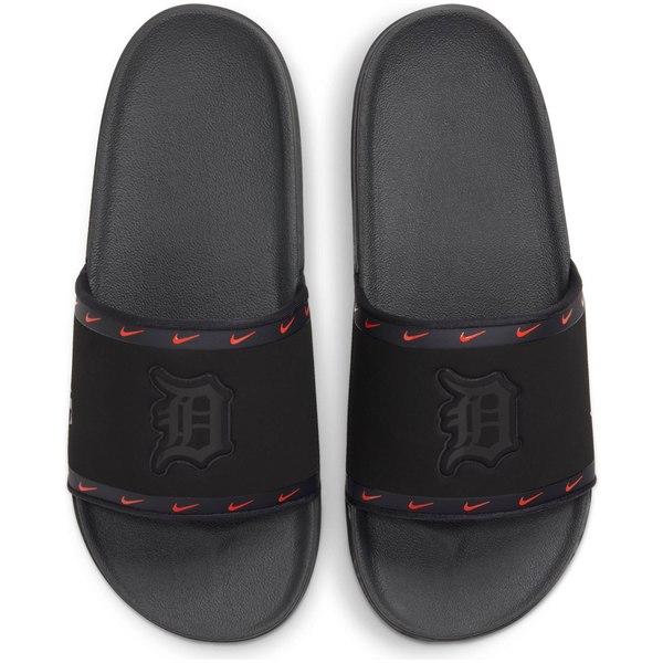 ナイキ メンズ サンダル Court Slide Sandals 全商品無料サイズ交換 ナイキ メンズ サンダル シューズ Detroit Tigers Nike Team Off Court Slide Sandals
