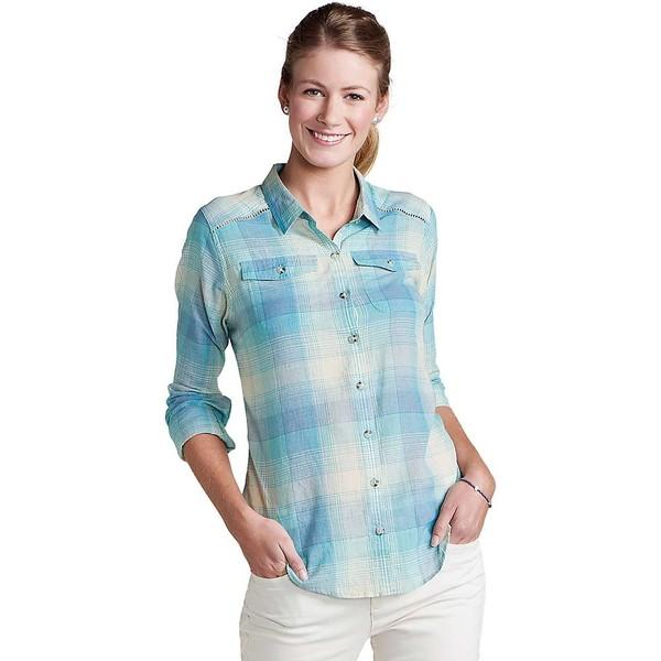 LS Shirt Deco Women's トードアンドコー Airbrush Toad レディース トップス Co シャツ & Aquifer