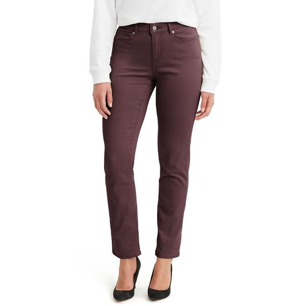 リーバイス レディース 18%OFF ボトムス デニムパンツ Malbec お買い得 Twill Jeans Women's Straight-Leg Classic 全商品無料サイズ交換