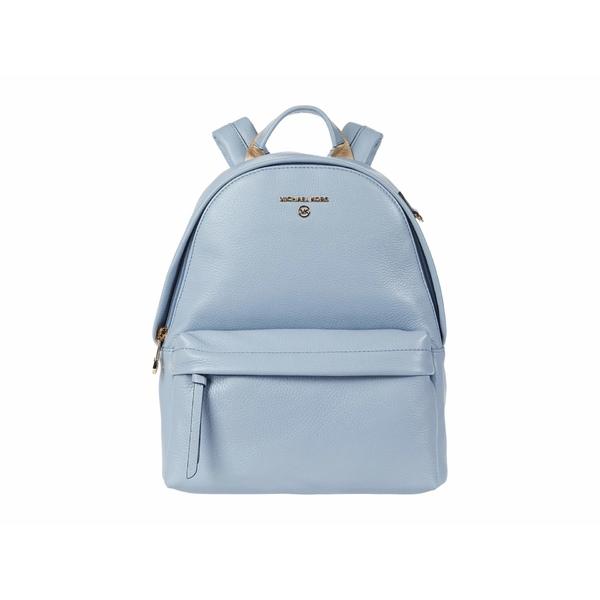 マイケルコース レディース バックパック・リュックサック バッグ Slater Medium Backpack Pale Blue