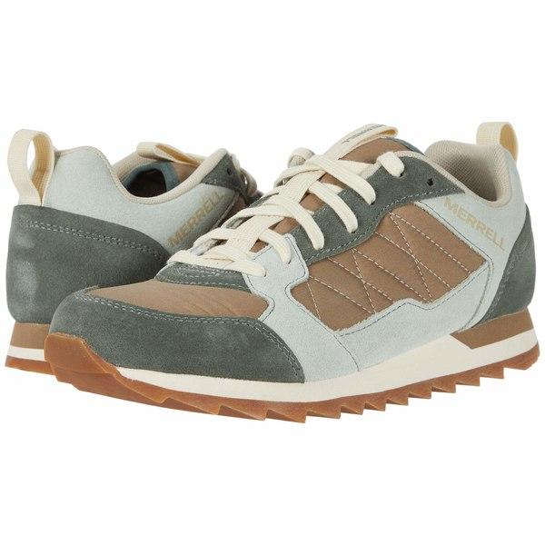 メレル レディース スニーカー シューズ Alpine Sneaker Laurel/Foam