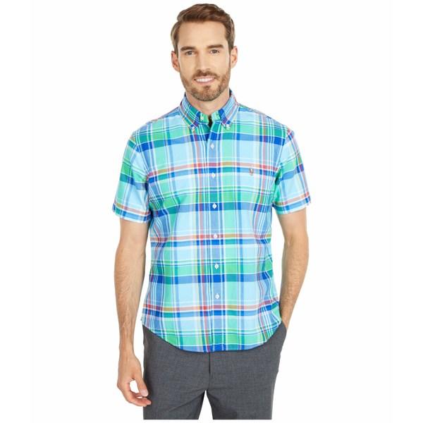 ラルフローレン メンズ シャツ トップス Classic Fit Oxford Shirt Multi