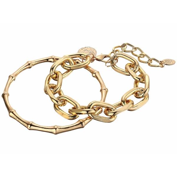エイトアザーリーズンズ レディース ブレスレット・バングル・アンクレット アクセサリー Surrender Bracelet Set Gold